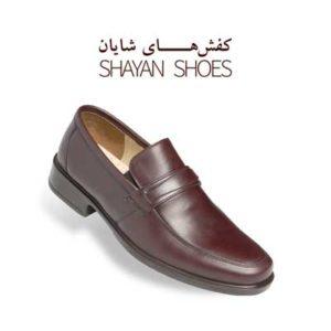 کفش های شایان